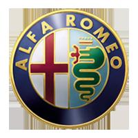 ALPHA ROMEO Logo.